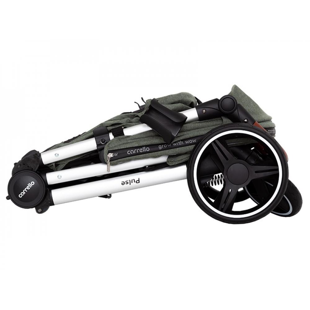 Прогулочная коляска Carrello Pulse CRL-5507 Cool Grey