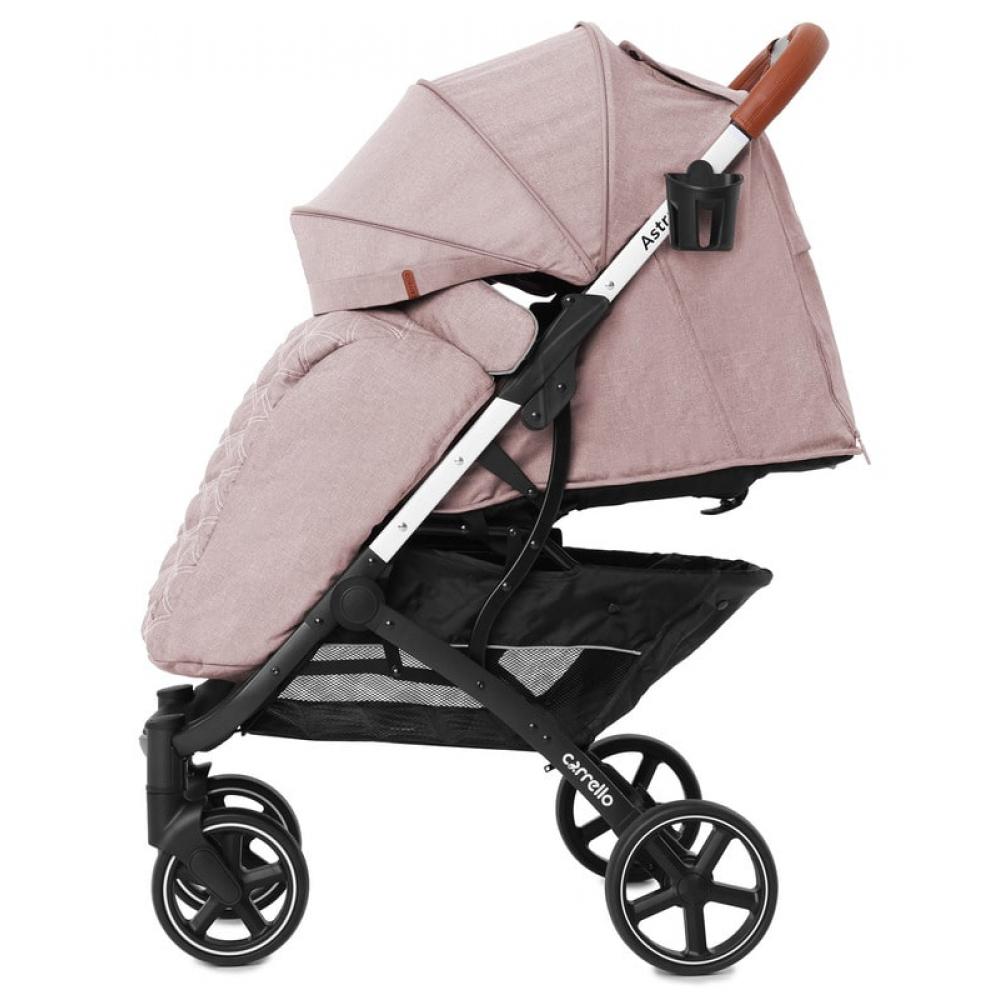 Прогулочная коляска Carrello Astra, Apricot Pink (Розовый)