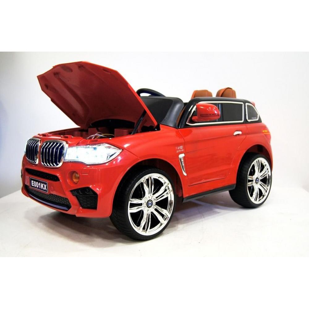 Электромобиль детский Rivertoys BMW E002KX