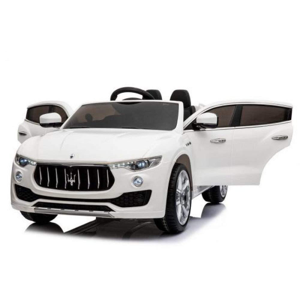 Электромобиль RiverToys Maserati Levante А008АА
