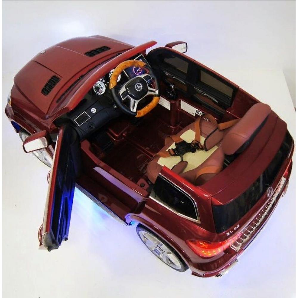 Электромобиль Mercedes-Benz GL63 A999AA